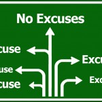 Excuses, Fight with excuses