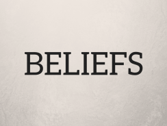 3 Simple Steps to Master Your Beliefs