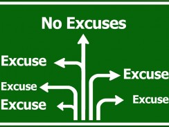 Top 15 common excuses which limits you